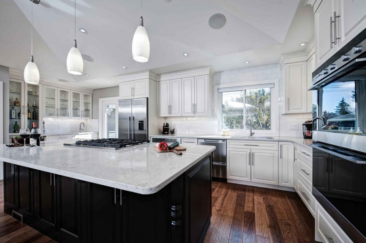 Calgary Kitchen Renovations | Home Renovations | Bathroom & Basements