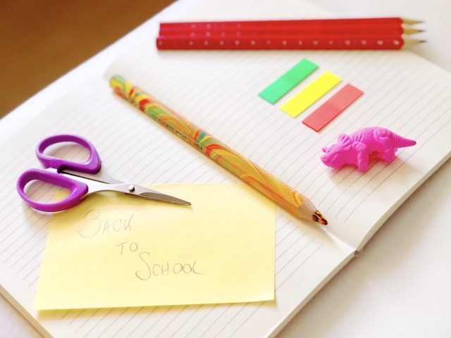 Home Organization Tips for Back to School